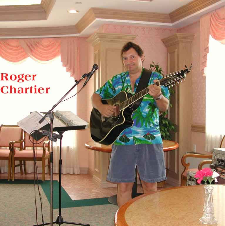Roger at NBHC nursing home